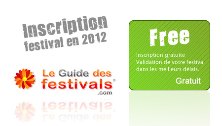 Festival Inscription 2015