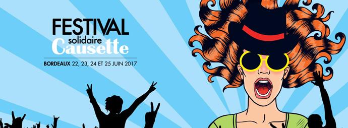 Le magazine Causette lance son premier festival !