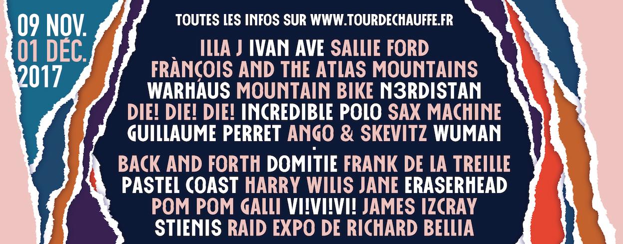 Tour de Chauffe 2017