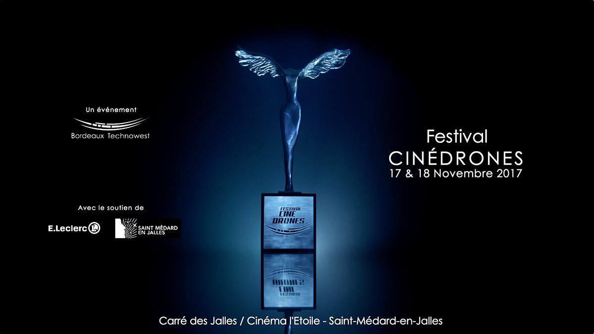 La sélection officielle du festival CinéDrones.