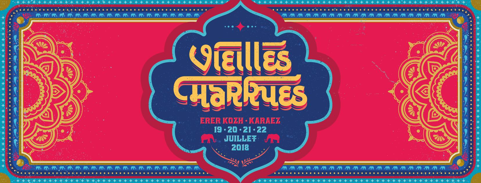 Vieilles Charrues 2018 : Gorillaz, Massive Attack, IAM, Orelsan, Jain, Véronique Sanson...