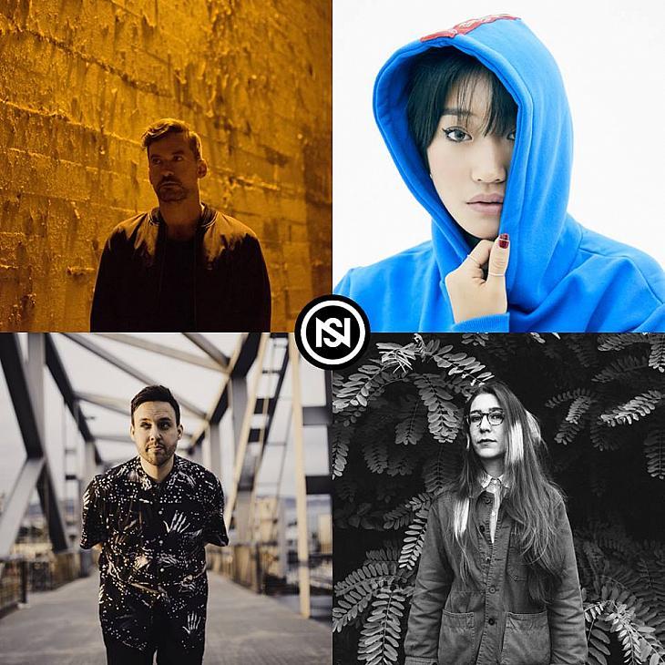 Les Nuits Sonores : Early Bird + 4 curateurs annoncés.