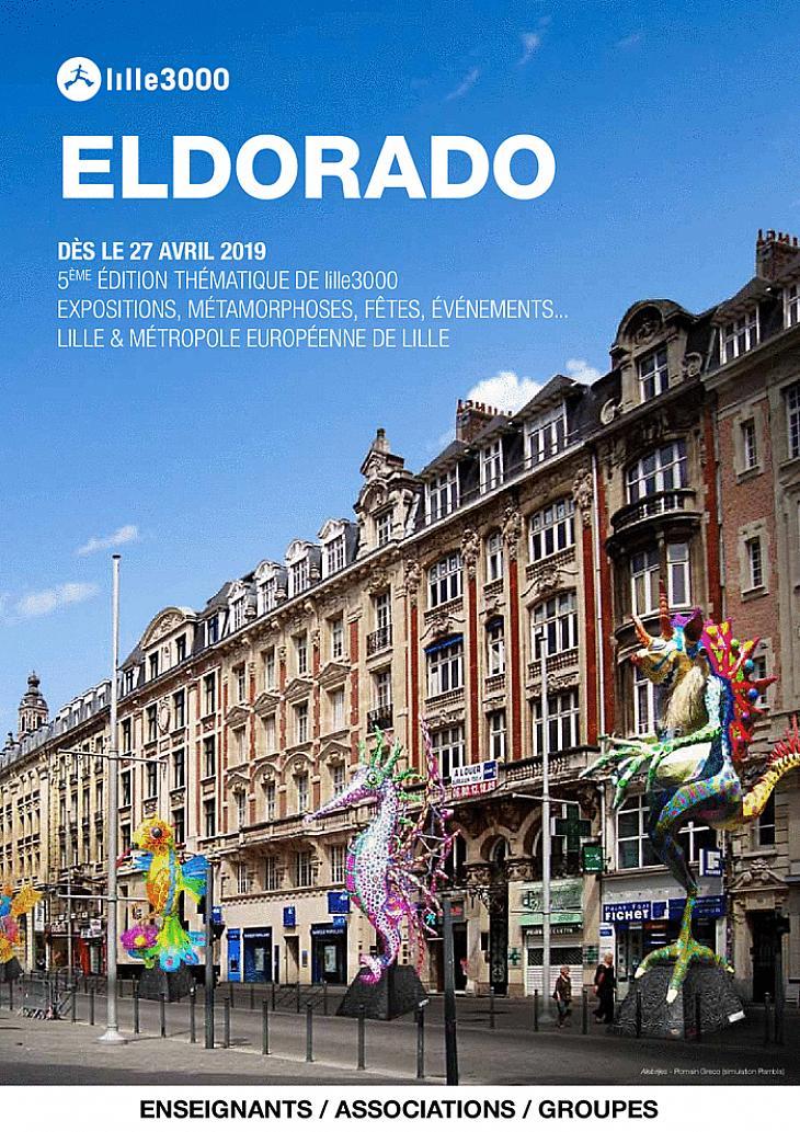 Eldorado : Expositions, métamorphoses, fêtes, événements