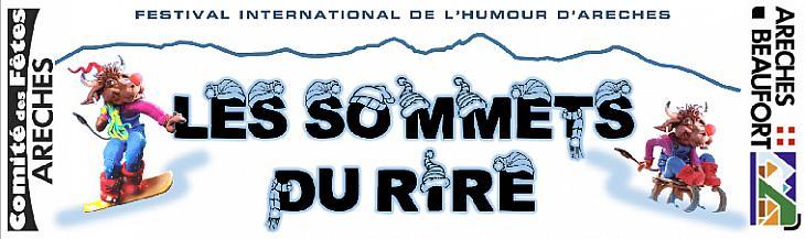 17ème édition des Sommets du Rire.