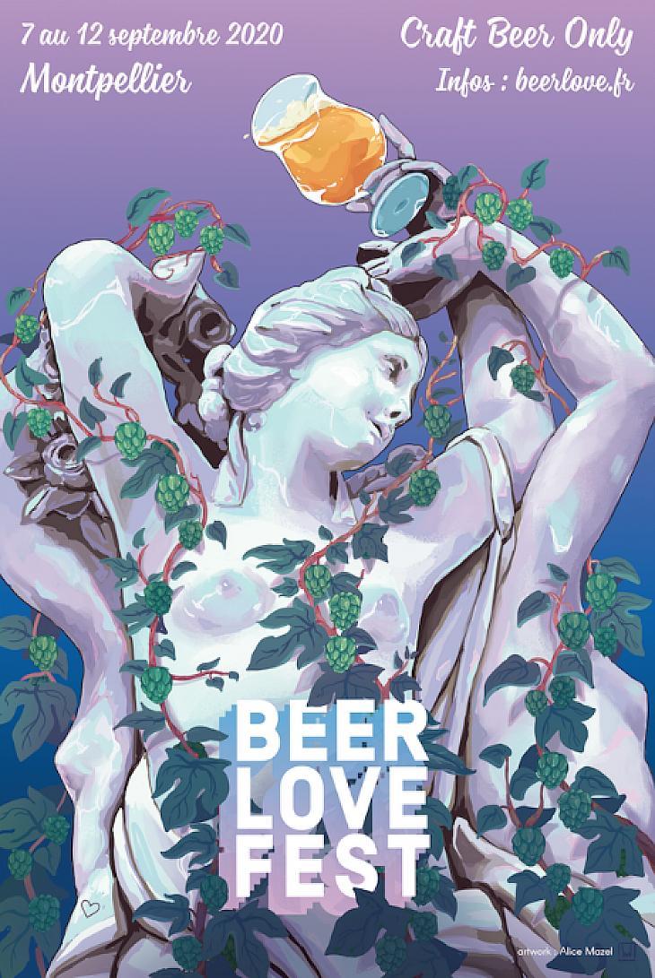 Beer Love Festival : L'affiche de la 4ème édition du Beer Love Fest.