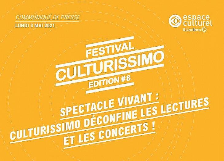 La 8ème édition du Culturissimo est cette année à destination des ados !