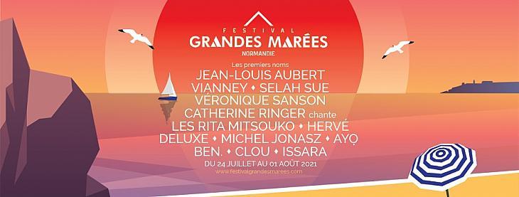 Boulevard des Airs et Colours in the Street ouvriront le festival Grandes Marées.