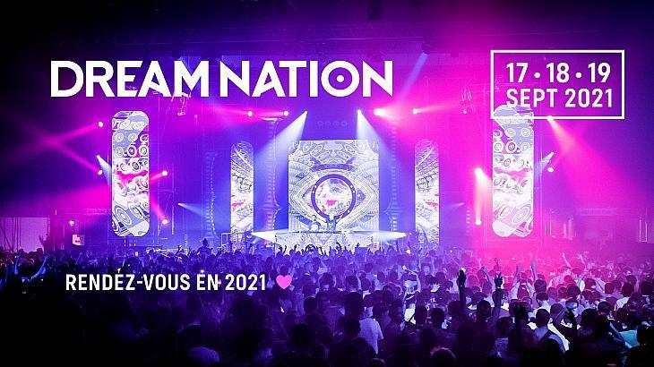 L'incontournable Festival des musiques électroniques fait son grand retour les 17 et 18 septembre 2021 !