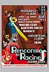 programmation festival rencontre et racine 2012
