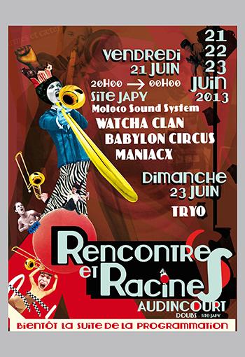 Festival Rencontres et Racines : les premiers artistes dévoilés !