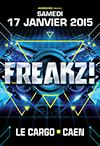FREAKZ ! in Caen