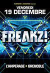 FREAKZ ! in Grenoble
