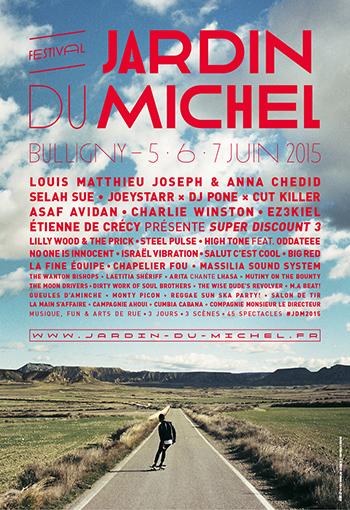Le jardin du michel festival france 2018 2019 guide for Jardin du michel 2016 programmation