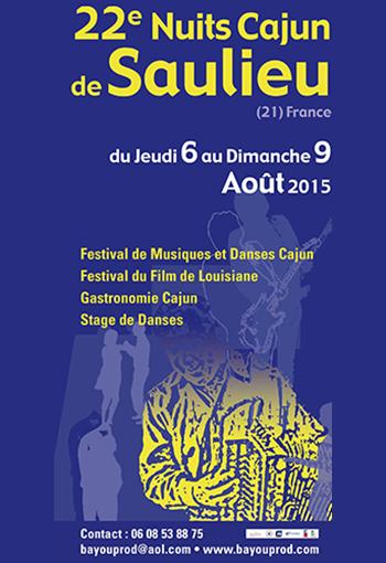Nuits Cajun et Zydeco - Festival France 2018 - 2019 Guide ...