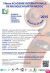 Académie Internationale de Musique Hourtin Médoc