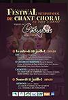13e Festival international de chant choral du Pays d'Orthe