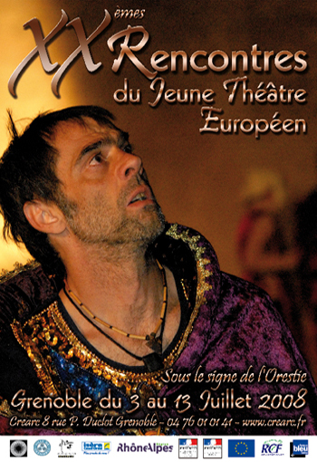 rencontres du jeune théâtre européen 2021