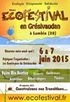 Ecofestival en Grésivaudan
