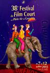 Festival de Film Court en Plein Air de Grenoble