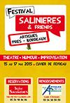 FESTIVAL SALINIERES & FRIENDS D'ARTIGUES-PRES-BORDEAUX