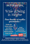 Wine and Swing in Megeve
