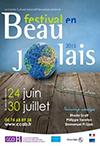 Festival en Beaujolais Continents et Cultures