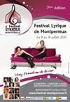 Festival Lyrique de Montperreux