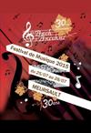 Festival Musical de Bach A Bacchus