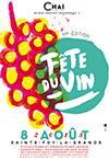 Festival Fête du vin