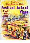 Festival Arts et Vigne de Châtillon-en-Diois