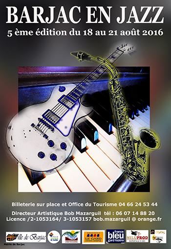 Barjac en Jazz