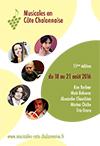 Musicales en C�te Chalonnaise