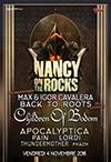 Festival Nancy on the Rocks