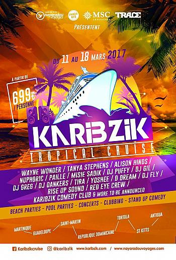 Karibzik - Tropical Cruise