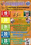 Festival D'Accordéon à Chamberet