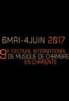 Festival International de Musique de Chambre en Charente