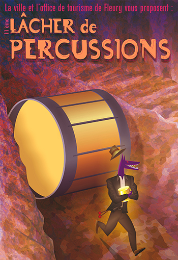 Lâcher de Percussions
