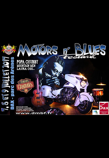 Dax Motors n'Blues Festival