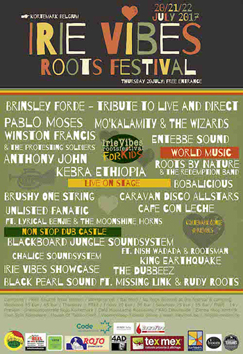 Irie Vibes Roots