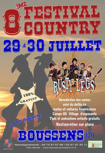 Festi-Country Boussens