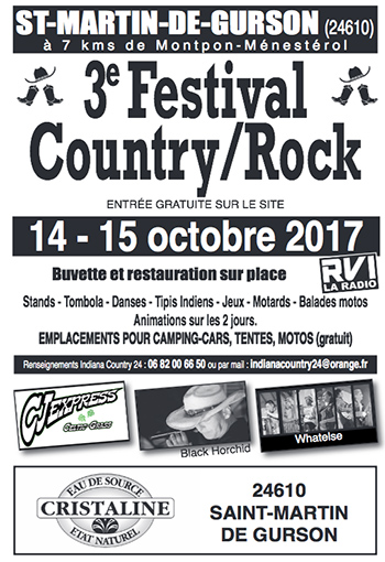 Festival Country Rock