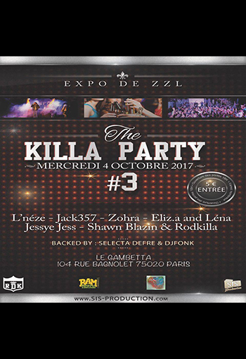 The Killa Party #3