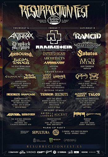 Resurrection Festival