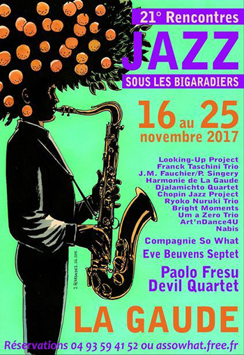 Jazz sous les Bigaradiers