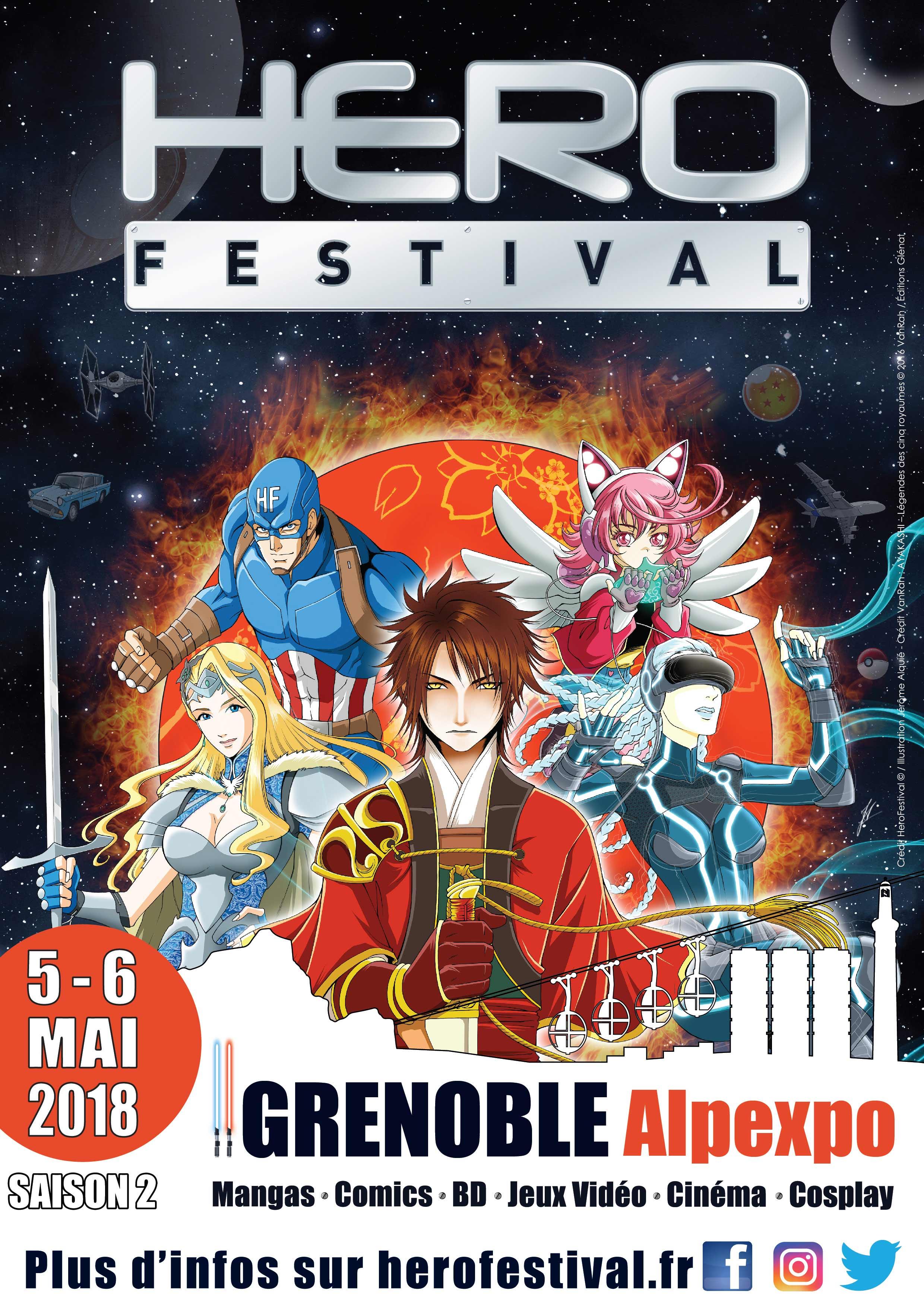 HeroFestival Grenoble