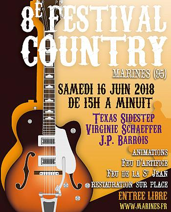 Festival Country de Marines