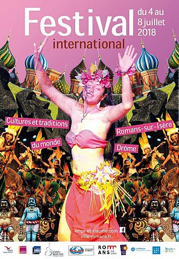 Festival international : Cultures et Traditions du Monde