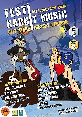 Festi Rabbit Music