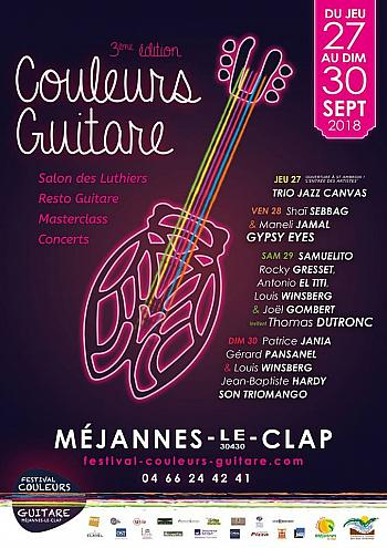 Festivals Couleurs Guitares