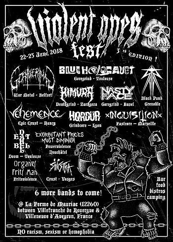 Violent Apes Fest